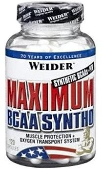 Weider Maximum BCAA Syntho - více variant