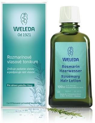 WELEDA Rozmarínové vlasové tonikum proti vypadávaniu vlasov 1x100 ml