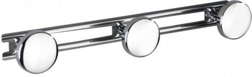 Nástenný vešiak s 3 háčky Wenko Basic