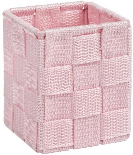 Ružový košík Wenko AdriaCubo
