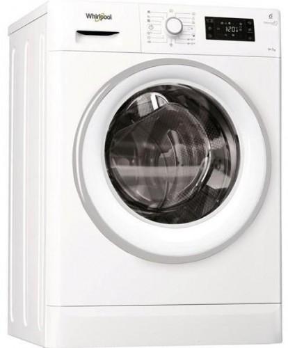 Práčka so sušičkou Whirlpool Fwdg97168ws EU biela