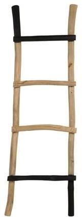 Rebrík z teakového dreva Harry