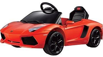Wiky Elektrické auto Lamborghini Aventador