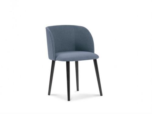 Modrá jedálenská stolička Windsor & Co Sofas Antheia