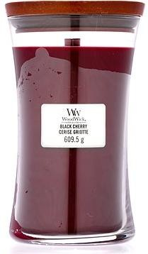 WOODWICK Black Cherry Large Candle 609,5 g