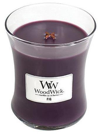 WoodWick Vonná sviečka váza Fig 275 g