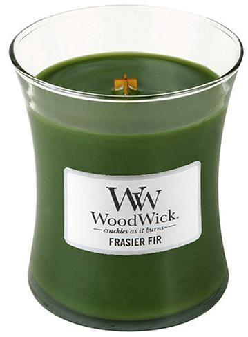 WoodWick Vonná sviečka váza Frasier Fir 275 g
