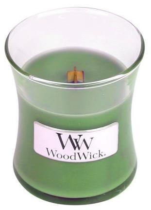 WoodWick Vonná sviečka váza Palm Leaf 85 g