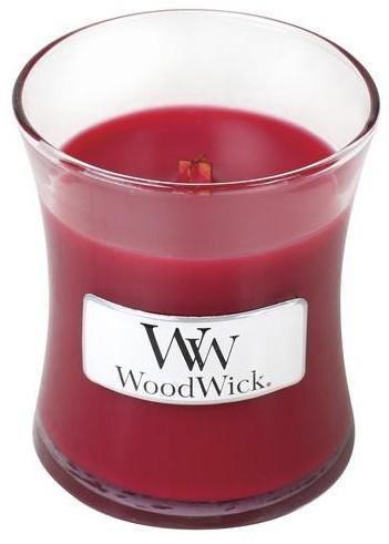WoodWick Vonná sviečka váza Radish & Rhubarb 85 g