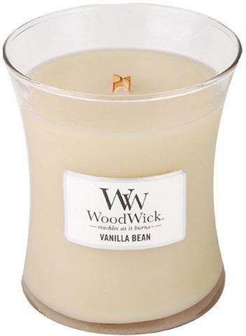 WoodWick Vonná sviečka váza Vanilla Bean 275 g