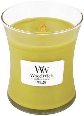 WoodWick Vonná sviečka váza Willow 275 g