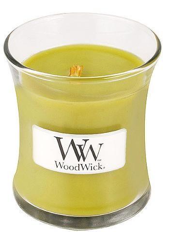 WoodWick Vonná sviečka váza Willow 85 g