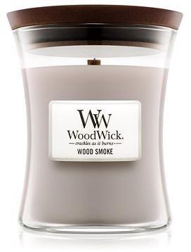 WOODWICK Wood Smoke Medium Candle 275 g