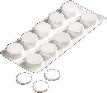 XAVAX odmašťovací tablety 10ks 111889