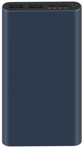 Power Bank Xiaomi Mi 3 18W Fast Charge 10 000 mAh, USB-C čierna