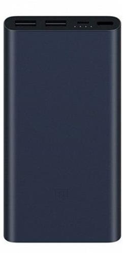 Xiaomi Mi PowerBank 2S 10000mAh Black 6934177700927