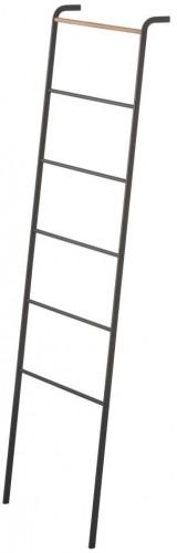 Čierny dekoratívny rebrík YAMAZAKI Tower Ladder