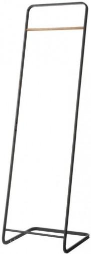 Čierny vešiak YAMAZAKI, výška 140 cm