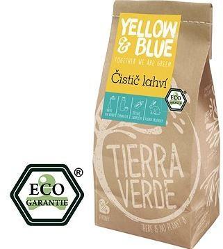 YELLOW & BLUE Čistič lahví 1 kg