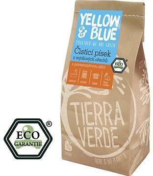 YELLOW & BLUE Čistící písek 1 kg
