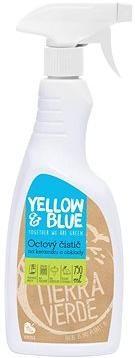 YELLOW & BLUE Octový čistič 750 ml