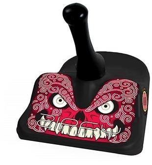 Zipfy Carvingový bob Ghostrider - červená