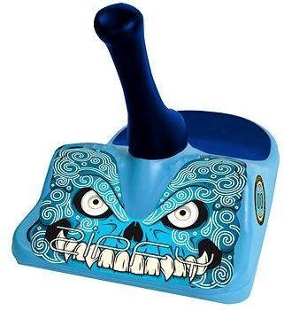 Zipfy Carvingový bob Ghostrider - modrá