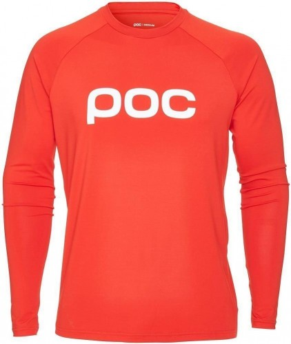 POC Essential Enduro Jersey Prismane Red S