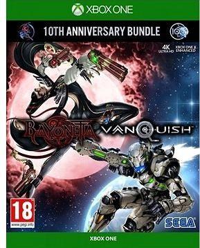 Bayonetta and Vanquish 10th Anniversary Bundle - Xbox One