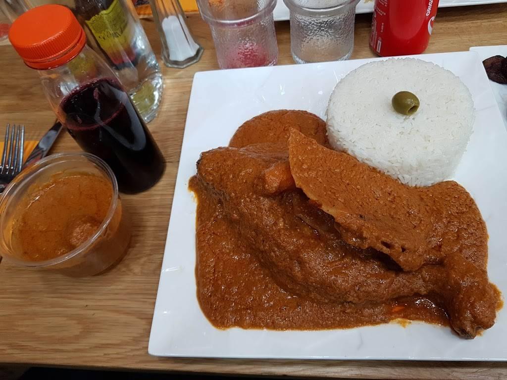 Afrik N Fusion Restaurant Africain Paris 13eme Mon Resto Halal
