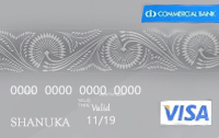 Commercial Bank Classic Card