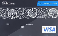 Commercial Bank Platinum Card