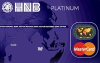 HNB FAU Affinity-Platinum Card
