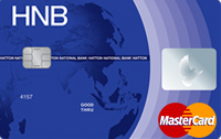 HNB Master Card Regular