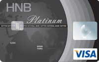 HNB Visa Platinum Card