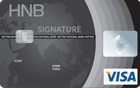 HNB Visa Signature Card