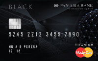 Pan Asia Black Card