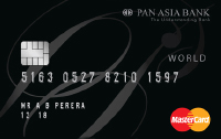 Pan Asia World Master Card