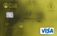 Bar Association of Sri Lanka Visa Gold Credit Card