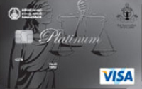 Bar Association of Sri Lanka Visa Platinum Card