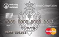 Royal College Union MasterCard Standard Credit Card