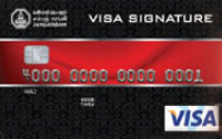 Sampath Bank Signature Card