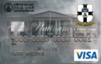 St. Thomas College Old Boys Association Visa Platinum Credit Card