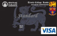Trinity College Old Boys Association Visa Standard Credit Cards