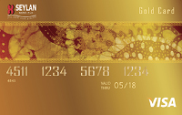 Seylan Bank Gold Card