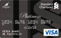 SriLankan Airlines Standard Chartered Platinum Card