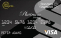 Visa Platinum Privilege Credit Card