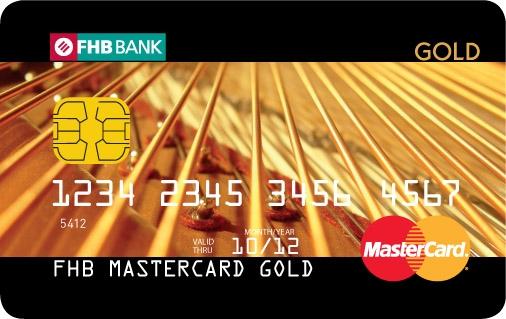 Takarék VISA Gold Érintő (dombornyomott)