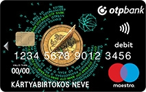 OTP MCO Next (nem dombornyomott)