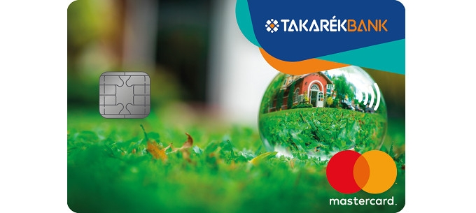 Takarék MasterCard Standard (dombornyomott)